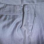 スーツズボンの修理