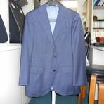 スーツの肩幅、袖丈直し