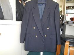 ジャケットの袖裏取替え