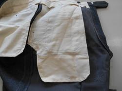 ズボンポケット袋地修理