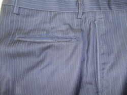 ポールスチュアートのスーツ修理