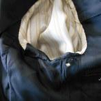 袖裏の修理