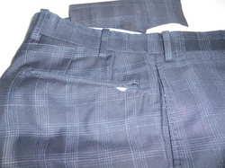 ズボンヒップポケットの修理