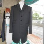 こだわりのロングジャケットスーツ