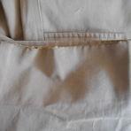 トレンチコート袖口修理