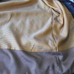 ジャケットの裏地のお直し